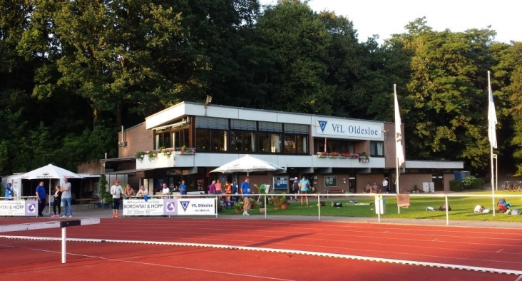 Bestleistungen im Travestadion Bad Oldesloe